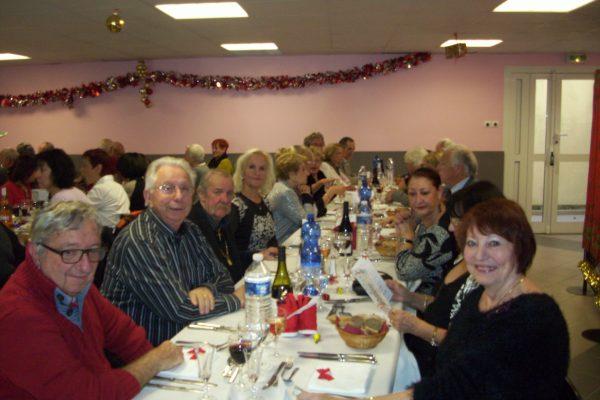 Repas Noël CCAS 2015
