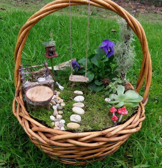 Jardins Miniatures création de jardins miniatures pour comprendre la permaculture - levens
