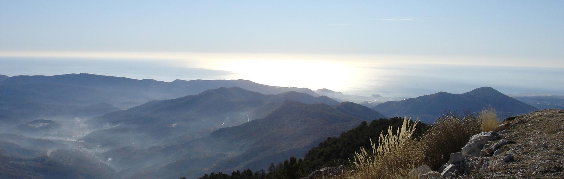 Levens photo randonnée mont férion