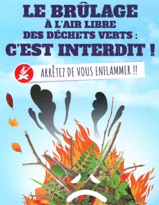 Peut-on brûler ses déchets verts dans son jardin ...