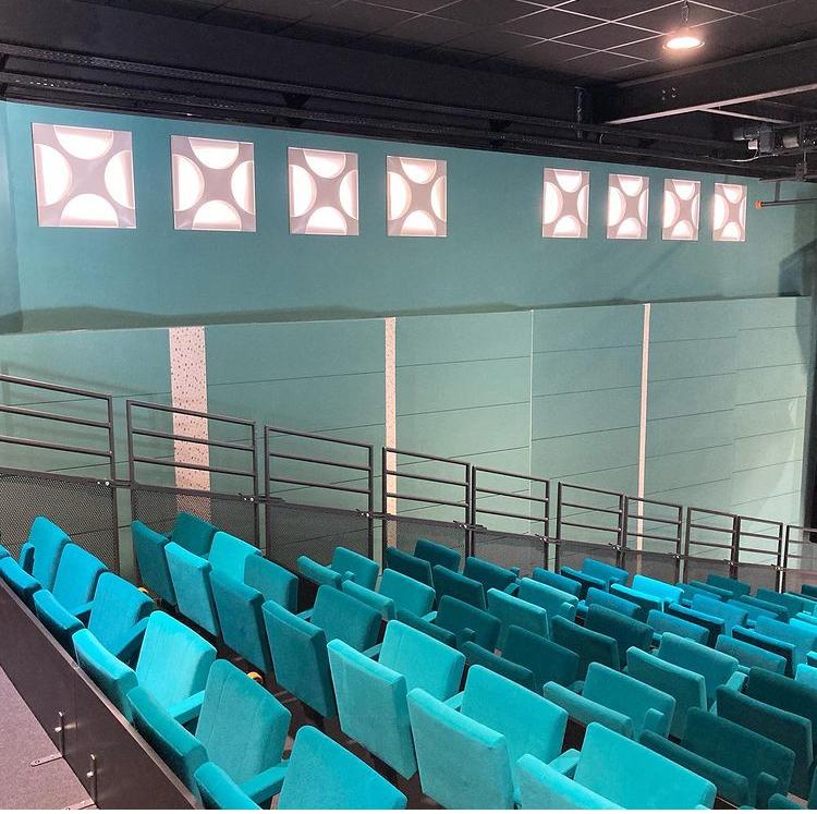 L'auditorium Joseph Raybaud